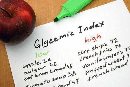 studiu privind pierderea în greutate a indicelui glicemic alias pierdere în greutate