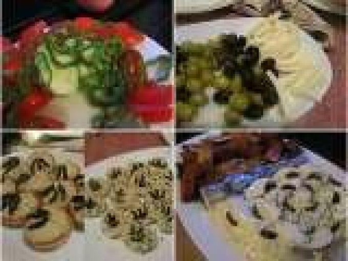 Masa de revelion la cena de noche vieja de vegetarian - Cena para noche vieja ...