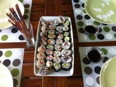Rețetă Sushi bio or how i did it my way