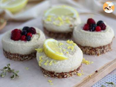 Rețetă Cheesecakes vegan