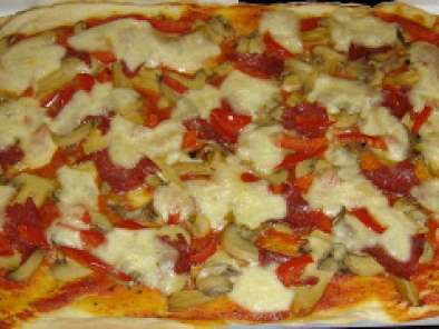 Rețetă Pizza facuta in casa