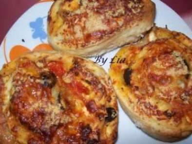 Rețetă Mini pizza