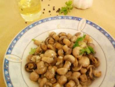 ciuperci fierte
