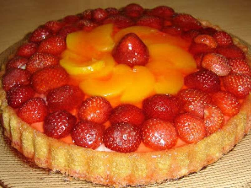 Reteta de tarta cu fructe