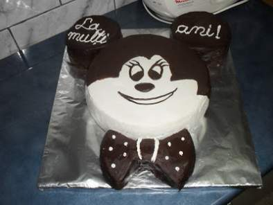 TORT MICKEY MOUSE, poza 2